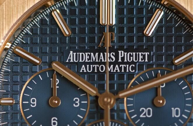 Audemars-Piguet Royal-Oak-Chronograph-41-mm-yellow-gold_