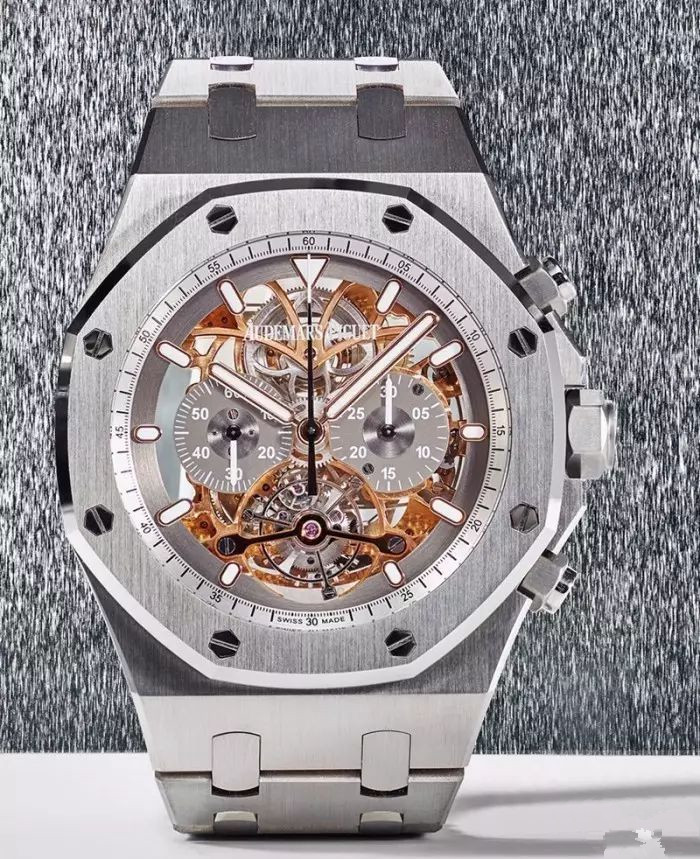 27a108983e8 Swiss Audemars Piguet Royal-Oak Material Good Limited Fake Watches ...