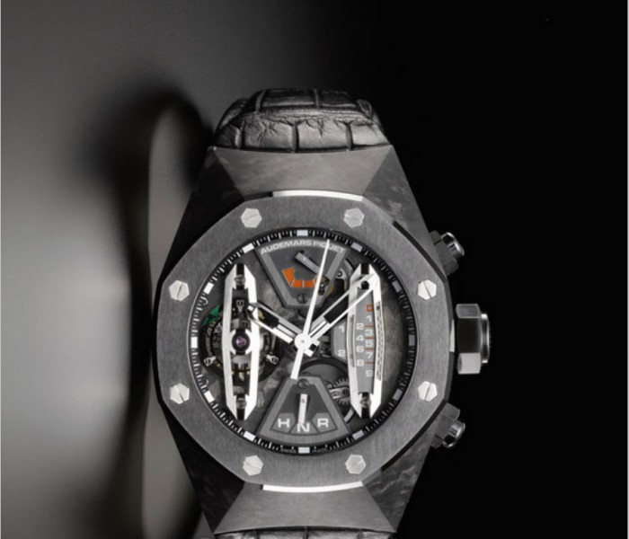 Audemars Piguet Royal Oak Concept fake watches for men are in high technology.