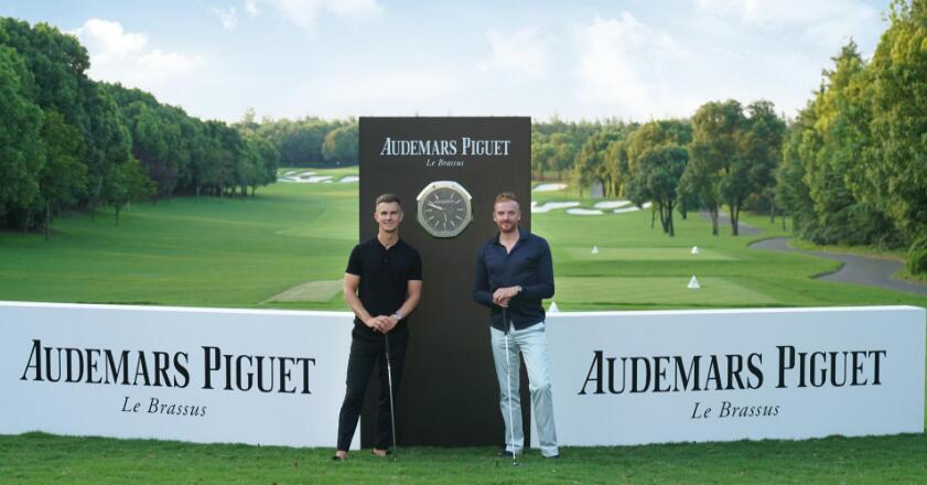Audemars Piguet has the same concept and spirit with Golf Masters.