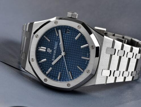 The Audemars Piguet Royal Oak is one of the most popular sport watches.